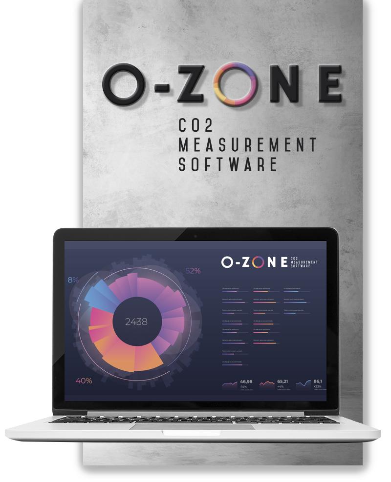 O-Zone CO2 Measurement Software