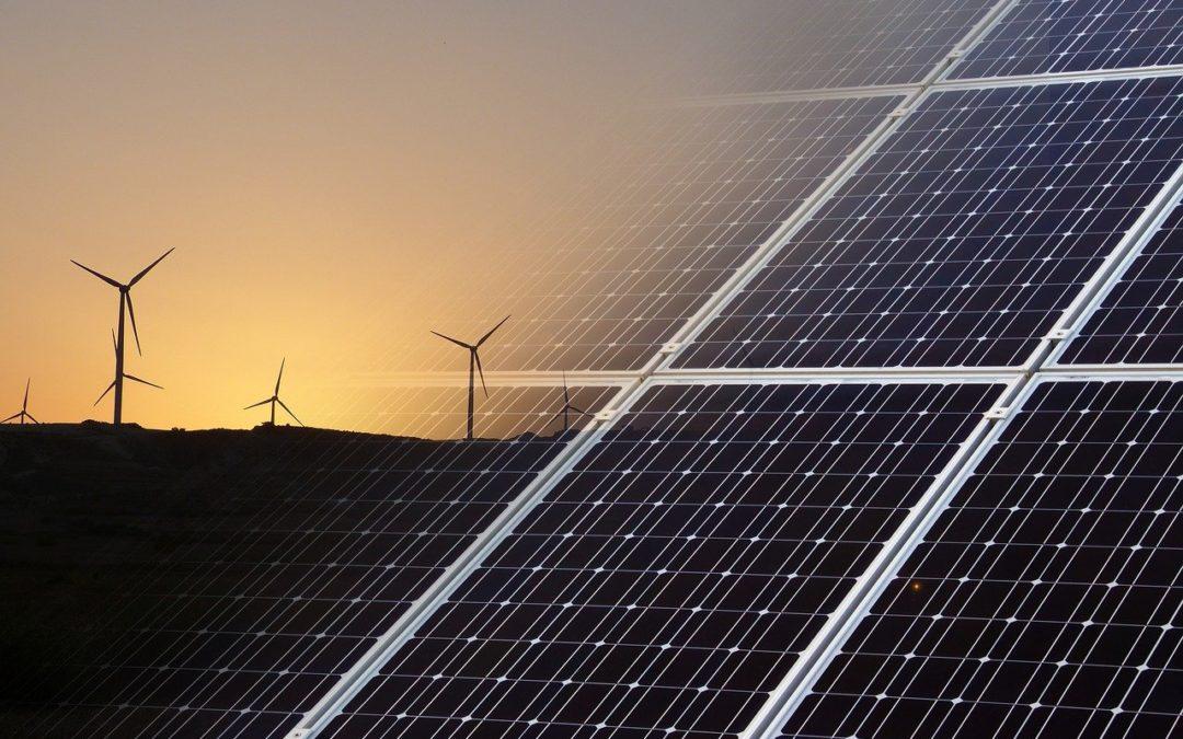 Energías renovables que ayudarán a que tu empresa reduzca las emisiones de CO2